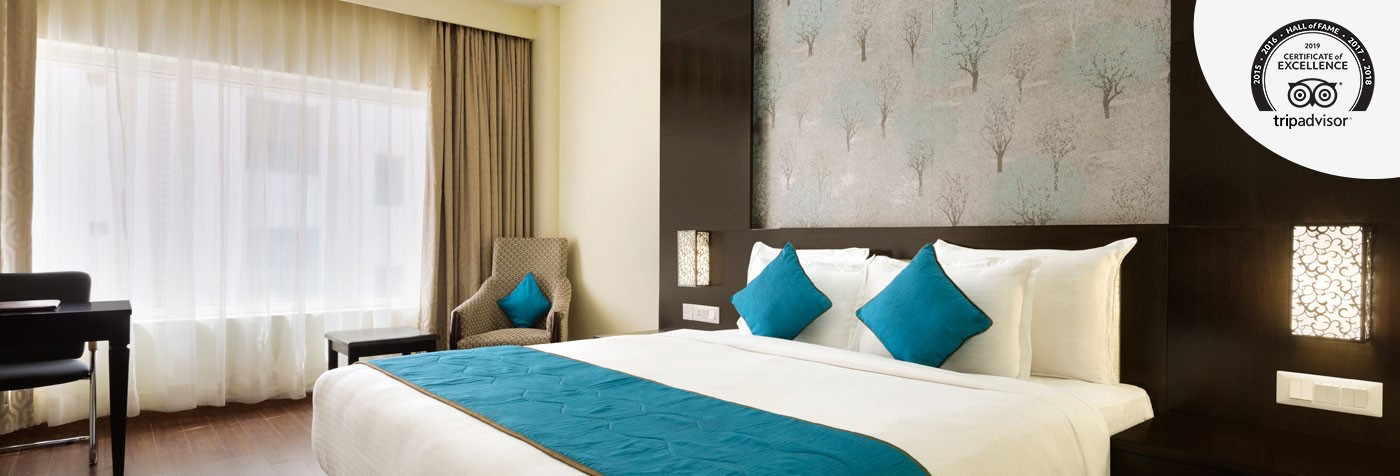 World-class hospitality in India's first planned industrial city