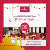 Ramada Jamshedpur Bistupur offers a special menu for Iftar